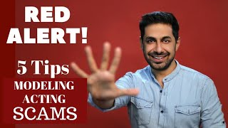 5 Tips to avoid modelling agency scams