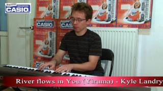River flows in You (Yiruma) - Kyle Lanndry,s cover, Michał Zawadzki