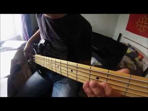 Ska-p - Napa Es [Bass cover]