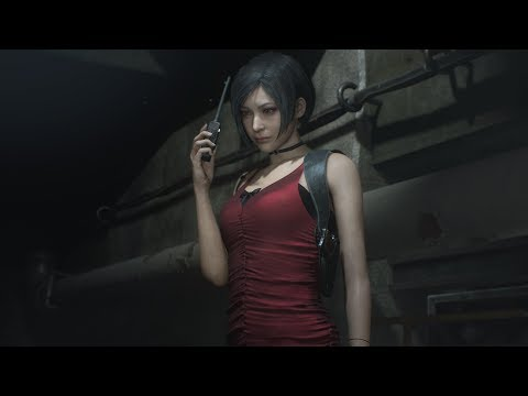 Resident Evil 2: Leon Gameplay - Familiar Faces thumbnail