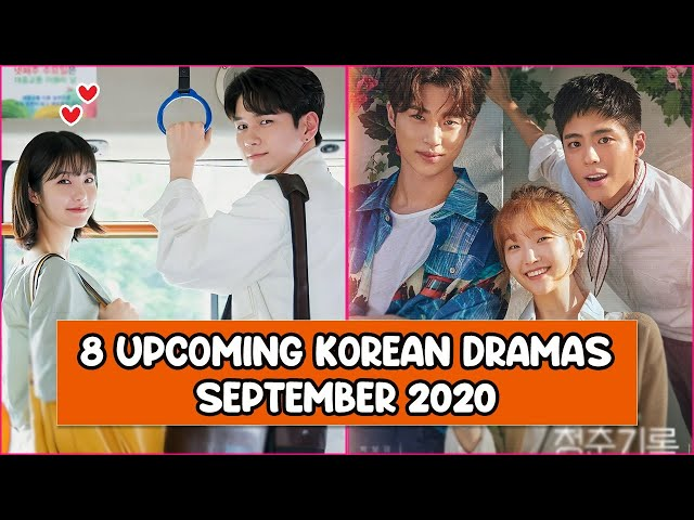 8 Upcoming Korean Dramas Airing In September 2020