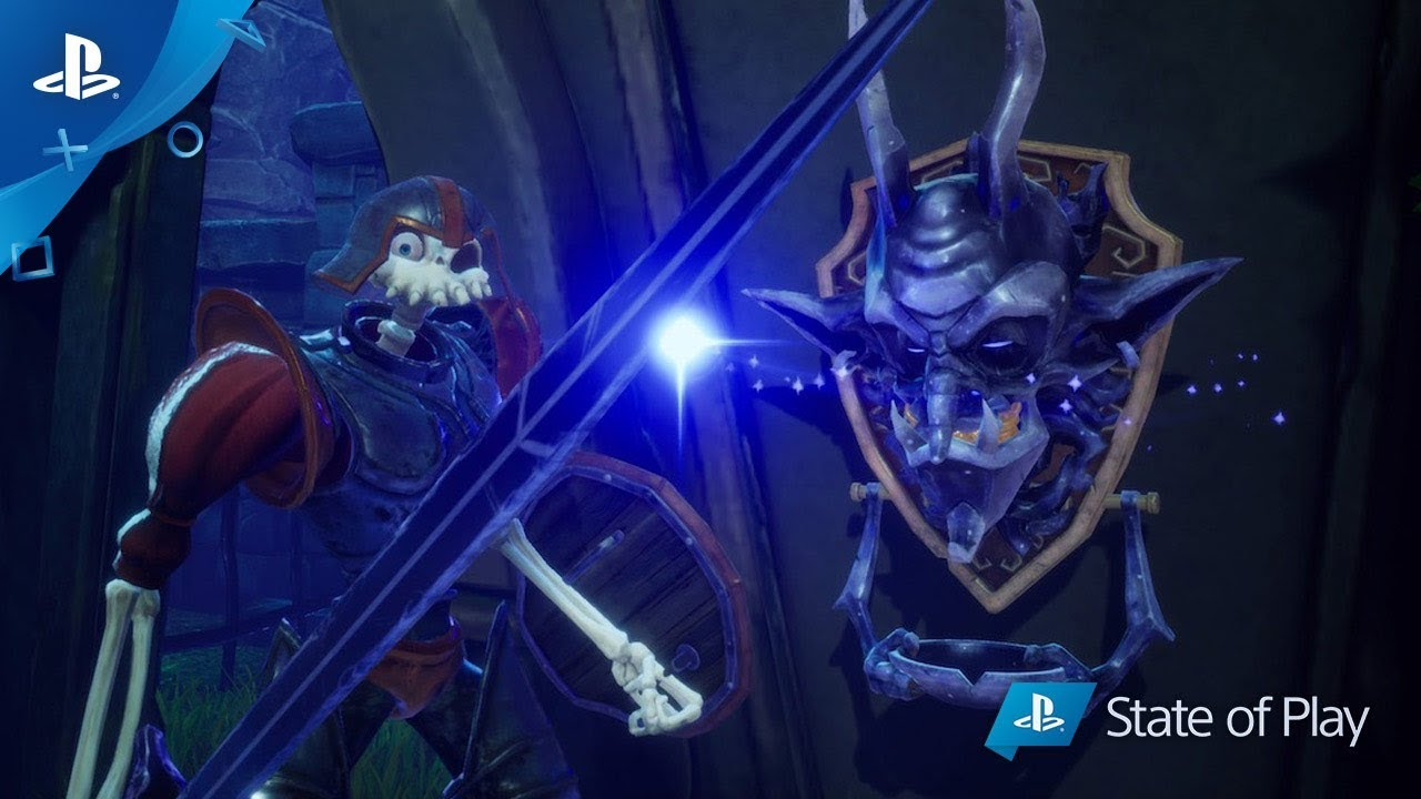 El demo de MediEvil para PS4 se lanza hoy en PlayStation Store