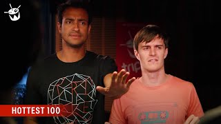 Can These 40 Famous Musicians Write The Ultimate Song? (triple J Hottest 100 Trailer 2014)