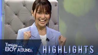 TWBA: Kathryn learns that Daniel Padilla wants the same type of wedding that she dreams of