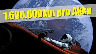 1.600.000km mit einem Akku! Tesla Battery Day