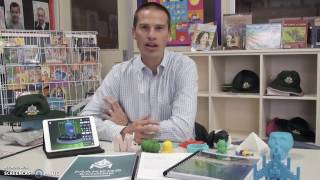 Westminster School teacher describes how students used Makers Empire to design egg cups