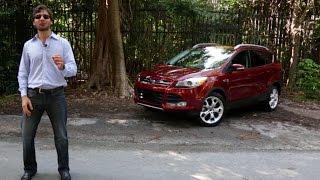 Prueba Ford Escape 2014 (Español)