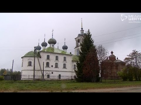 Церковь на швивой горке