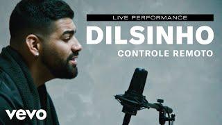 "Dilsinho   ""Controle Remoto"" Live Performance | Vevo"