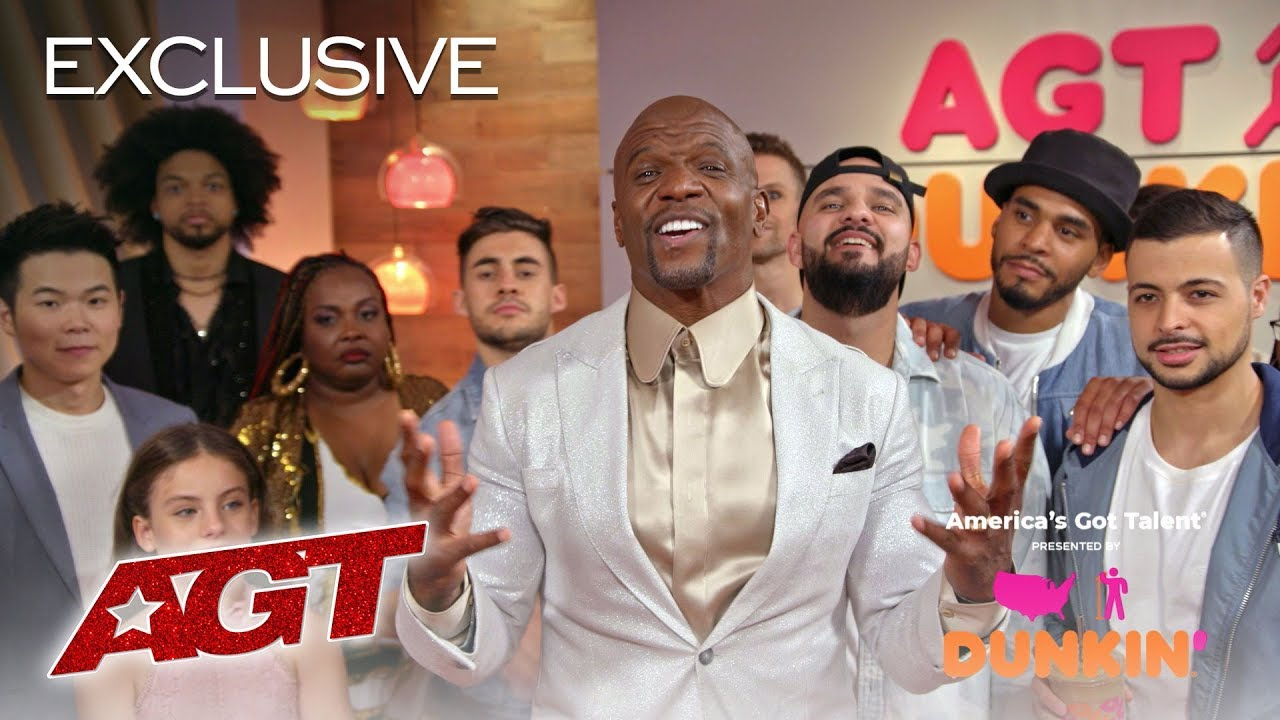 Dunkin' Lounge: Live Results 3 - America's Got Talent 2019 thumbnail