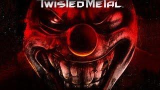 All Twisted Metal Cutscenes Movie