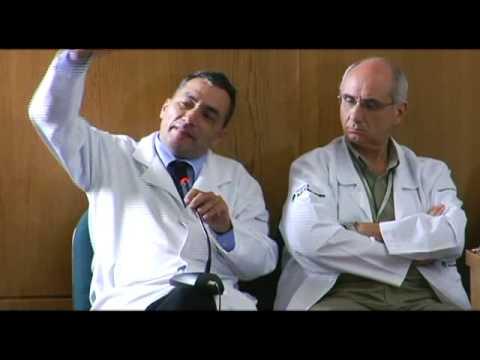 Urin für die Analyse nach einer Prostata-Massage