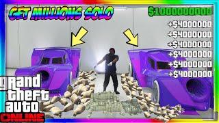 new!* *insane* Gta 5 Solo Money Glitch Make Easy Money Now