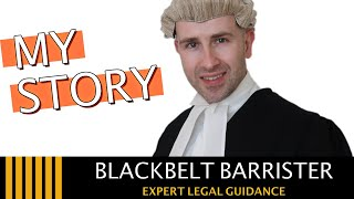 Why I decided to be a Barrister