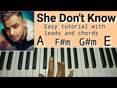 Download She Don T Know Millind Gaba Millind Gaba mp3 song