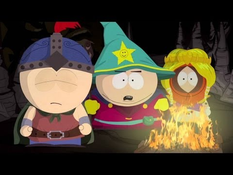 South Park: The Stick of Truth se představuje