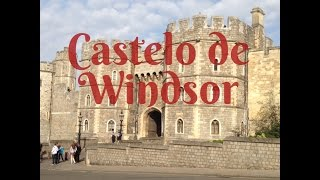 preview picture of video 'Castelo de Windsor, Londres #16'