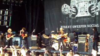 Street Sweeper Social Club - 100 Little Curses (Live in Charlotte NC) HD