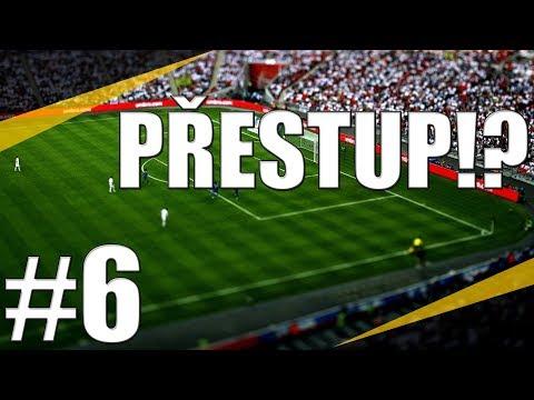 FIFA 18   Koblih Golmanem   Žádost O Přestup!?   PART 6   CZ/SK