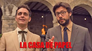 Franco Battiato - Centro Di Gravità Permanente (Lyric video) • La Casa De Papel | S4 Soundtrack