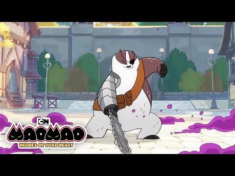 Title Sequence | Mao Mao | Cartoon Network