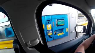 How To Payment At The Toll Gate - Autostrade Per L'Italia - September 2015