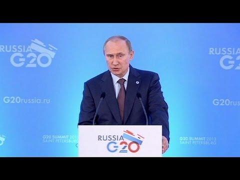 Πούτιν: «Προβοκάτσια η χρήση χημικών στη Συρία για να γίνει στρατιωτική επέμβαση»