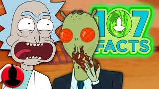 107 Facts about Rick and Morty Season 3 (107 Facts S7 E22) | Channel Frederator