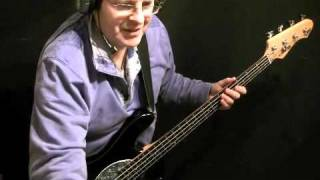 How To Play Bass Guitar To Fools In Love - Joe Jackson - Graham Maby