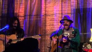 Todd Snider w Jesse Aycock  Is This Thing Working & Stay a Little Longer 10 8 14 Space, Evanston