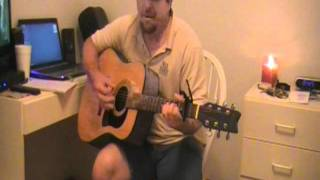 I just came home to count the memories; John Anderson Cover