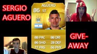 FIFA 15   FUT 15   Sergio Aguero GIVEAWAY! 250k+ Coins!
