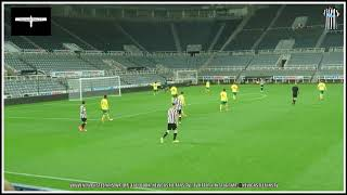 Newcastle United U23 2-2 Norwich City U23