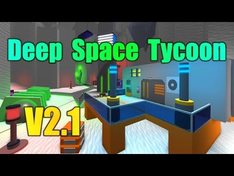 Deep Space Tycoon Building Area Roblox Hot Influencer