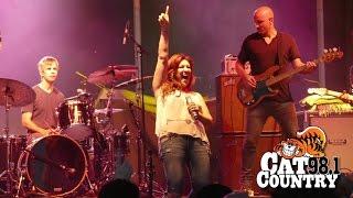 Jo Dee Messina at Cowboy-Up Fest (Heads Carolina)