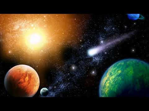 Астрономы заметили в Солнечной системе инозвездную комету