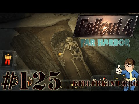 Fallout 4 - Far Harbor #125 - Knochentrocken ★ Let's Play Fallout 4 [HD|60FPS]