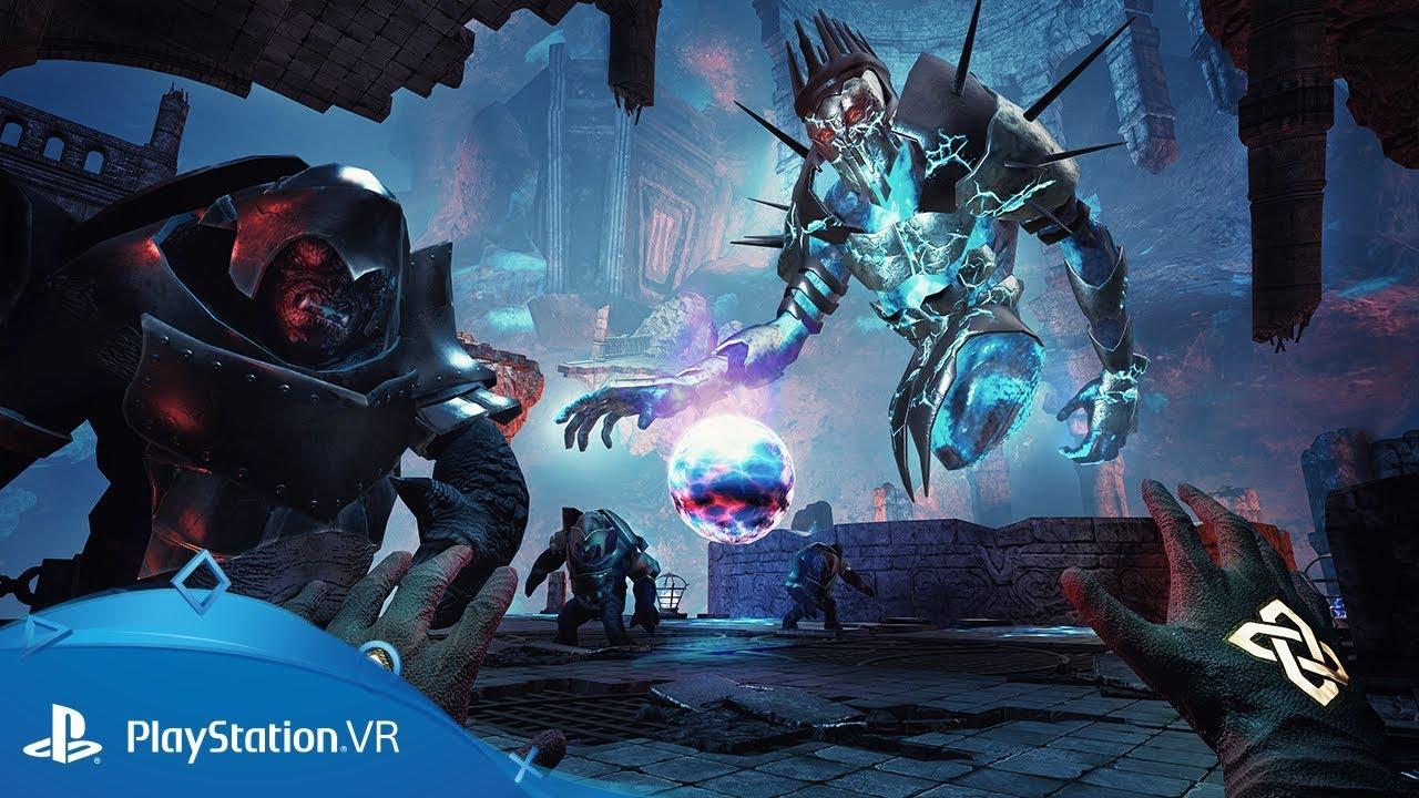 La magica avventura The Wizards – Enhanced Edition sarà disponibile dal 12 marzo per PS VR