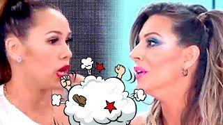 El Polaco en el medio: ¿Barby Silenzi está celosa de Noelia Marzol?