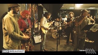 Every Breath You Take (Cover)   The Teskey Brothers | Live From Eddie's Desk! | The Hot Breakfast