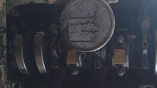Вскрытие Двигателя 406