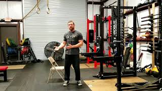 Sit Like A Powerlifter