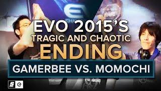 EVO 2015's Tragic and Chaotic Ending: GamerBee vs. Momochi