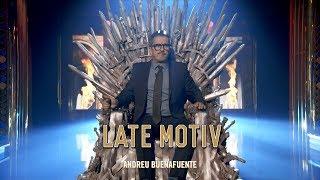 LATE MOTIV - Monólogo De Andreu Buenafuente: El Spoiler Ya Cayó | #LateMotiv552