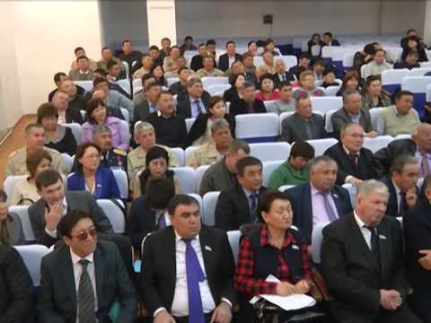 Публичное слушание в Талгарском районе