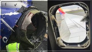 Woman Almost Gets Sucked Out Of Plane Window On Southwest Airlines
