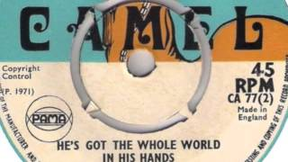 He's got the whole world in his hands - Willie francis