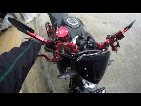 Video Modifikasi Ringan Honda CB150R Special Edition