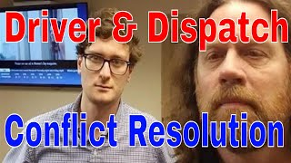 CDL Driver & Dispatch Conflict Resolution Pt 2 | Red Viking Trucker