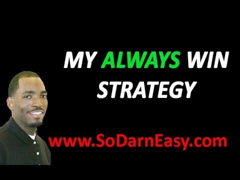 Forex Trading – My Always Win Forex Strategy – So Darn Easy Forex